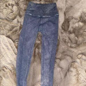 Other - Blue leggings